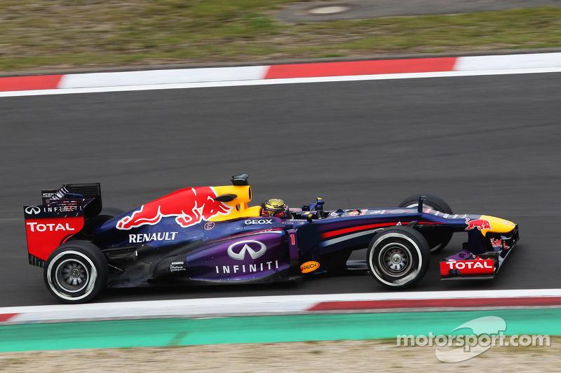 2013 - Nürburgring: Sebastian Vettel, Red Bull-Renault RB9