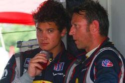 Dominik Farnbacher e Marc Goossens