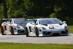 #81 8Star Motorsports: Peter Aronson - #99 Change Racing: Richard Antinucci, Robby Benton