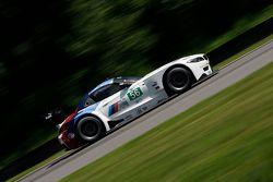 #56 BMW Team RLL E92 BMW Z4 GTE: Dirk Muller, John Edwards