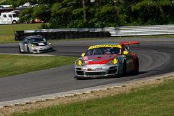 #45 Flying Lizard Motorsports Porsche 911 GT3 RSR: Nelson Canache, Spencer Pumpelly
