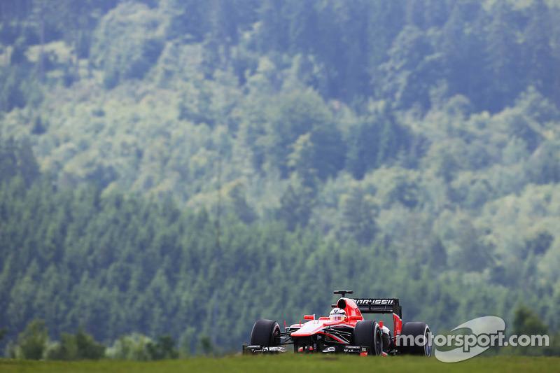 Otro abandono en el Gran Premio de Alemania 2014
