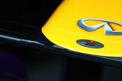 El cono de naríz del Red Bull Racing RB9