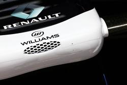 Williams FW35 neus
