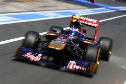 Daniel Ricciardo, STR8