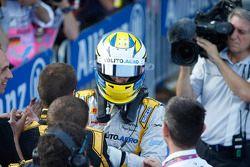 Ganador de la carrera Marcus Ericsson