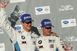 GT Winnaars Dirk Muller, John Edwards