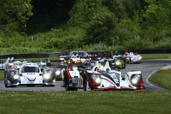 Start: #6 Muscle Milk Pickett Racing HPD ARX-03a: Klaus Graf, Lucas Luhr