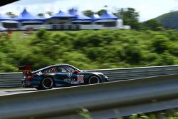 #68 TRG Porsche 911 GT3 Cup: David Ostella, Craig Stanton