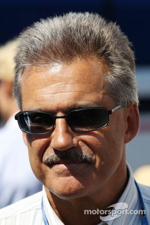 Dr Mario Theissen, BMW