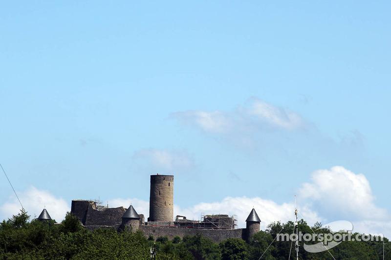 Het kasteel van Nürburg