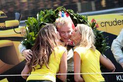 Vencedor Felix Rosenqvist