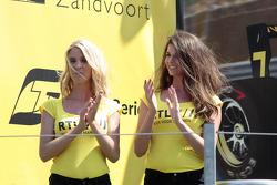 Des ambassadrices de RTL