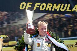 Primeiro colocado: Felix Rosenqvist