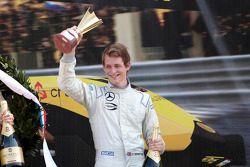 terceiro colocado Emil Bernstorff