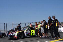 Sunday ELITE Race grid Ander Villarino