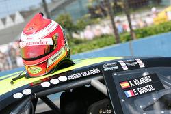 Ander Vilarino helmet