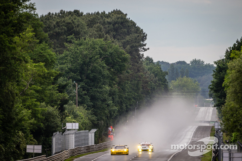 2013: #74 Corvette Racing Corvette C6.R: Oliver Gavin, Tommy Milner, Richard Westbrook