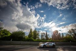 #96 Aston Martin Racing Aston Martin Vantage GTE: Roald Goethe, Stuart Hall, Jamie Campbell-Walter