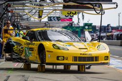 #74 Corvette Racing Corvette C6.R