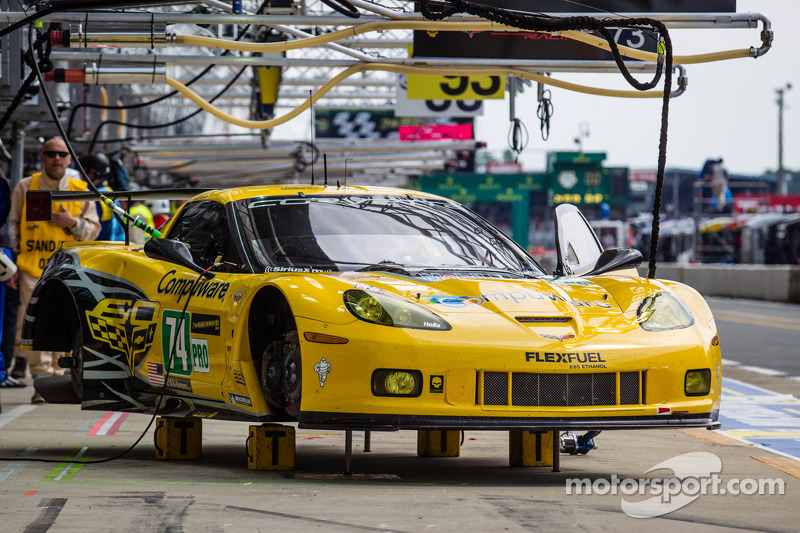 2013: #74 Corvette Racing Corvette C6.R