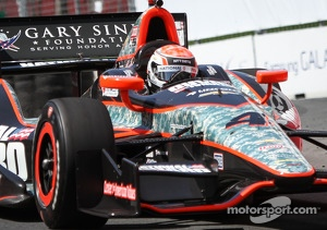 Ryan Briscoe, Panther Racing Chevrolet4