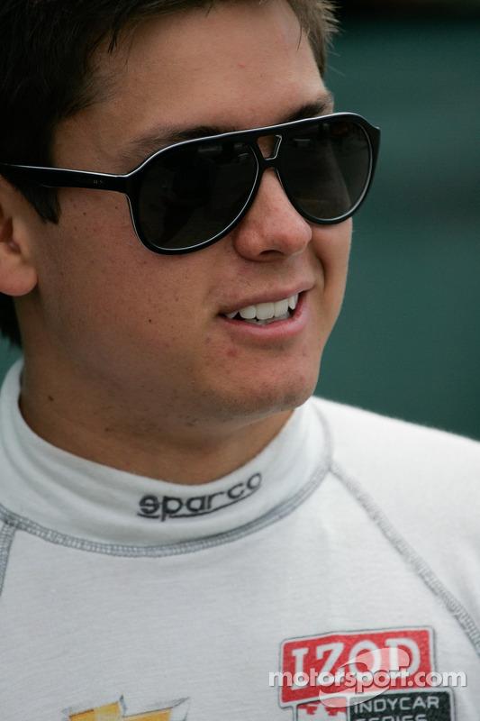 Sebastien Saavedra, Dragon Racing Chevrolet