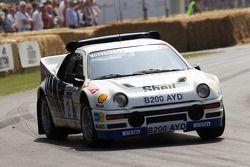 Ian Gwynne, Ford RS200