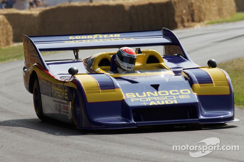 Adrian Sutil, Sunoco Porsche 917/31