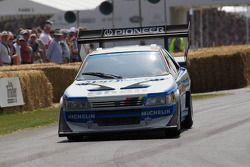 Enda Garvey, Peugeot 405 T16 GR 'PIKES PEAK'