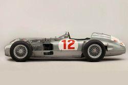 Juan Manuel Fangio's 1954 Mercedes-Benz W196R