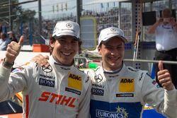 Pole Position für Robert Wickens; 3. Gary Paffett