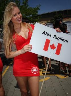 Торонто, суббота, перед гонкой.