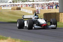 Nick Heidfeld, McLaren Mercedes MP4/13