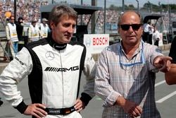 Bernd Schneider, and Klaus Ludwig, Touring Car Legends