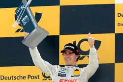 2nd Robert Wickens, Mercedes AMG DTM-Team HWA DTM Mercedes AMG C-Coupe