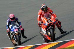 Andrea Dovizioso, da Ducati Team
