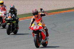 O vencedor Marc Marquez, Repsol Honda Team