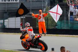Kazanan Marc Marquez, Repsol Honda Team