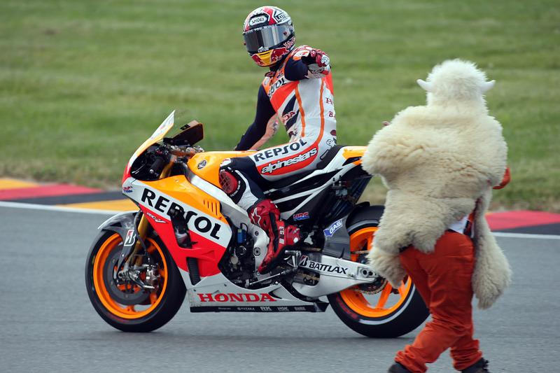 2013 - Marc Marquez, Repsol Honda Team #93