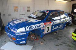 Ex Tim Harvey Ford Sierra RS500