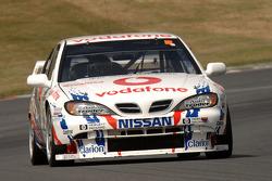 Ex David Leslie 1999 Super Touring Nissan Primera driven by Keith Butcher