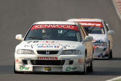 Ex David Leslie 1996 Super Touring Honda Accord driven by Stewart Whyte