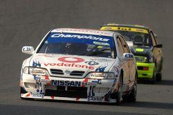 Ex Laurent Aiello BTCC 1999 Super Touring Nissan Primera dirigido por Derek Palmer