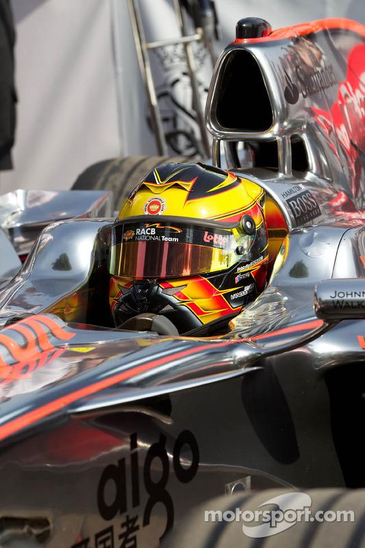 Stoffel Vandoorne, McLaren-Mercedes MP4/23
