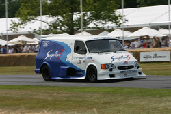 Anthony Reid, Ford Transit Supervan 3