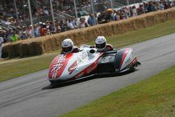 Tim Reeves et Tristan Reeves, LCR Suzuki Sidecar