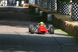 Jean-Francois Decaux, Ferrari 312/68