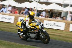 Kenny Roberts, Yamaha OW31 YZR 750
