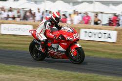 Barrie Baxter, Ducati GP5